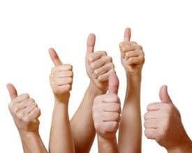importance of customer reviews - New York에서 4시간 걸려 버스를 타고 오던 환자의 감사의 글